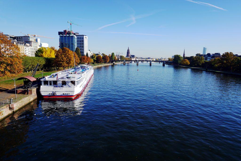 Mini crociera sul Reno: Köln – Rüdesheim – Frankfurt am Main