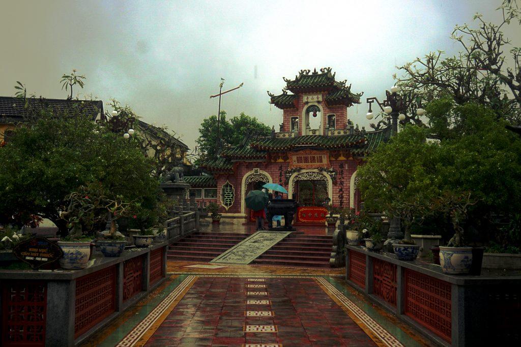 Foto della città vecchia di Hoi An, Vietnam.