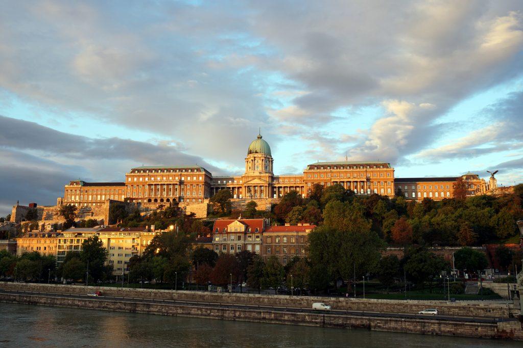 Foto del Castello di Buda.