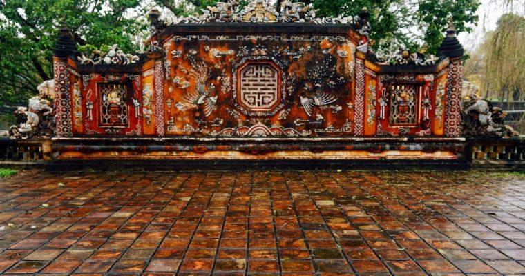 Hue: Città imperiale e Pagoda Thien Mu