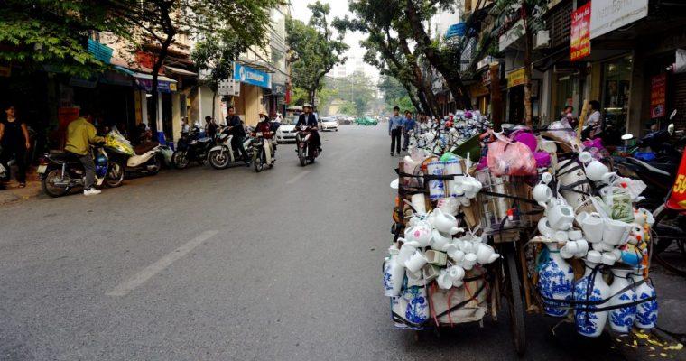 Come spostarsi, dove dormire e cosa visitare ad Hanoi