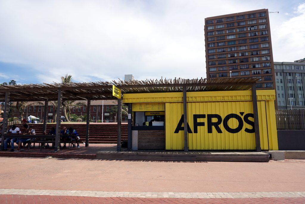 Foto di Afro's Chicken, Durban.