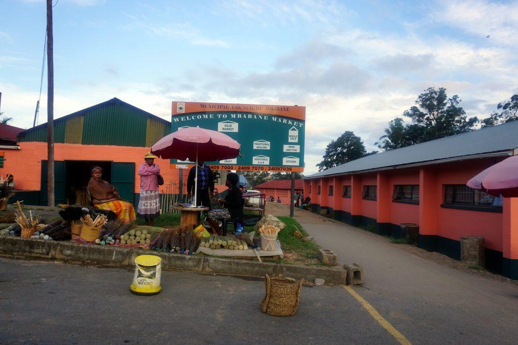 Foto scattata a Mbabane, Swaziland.