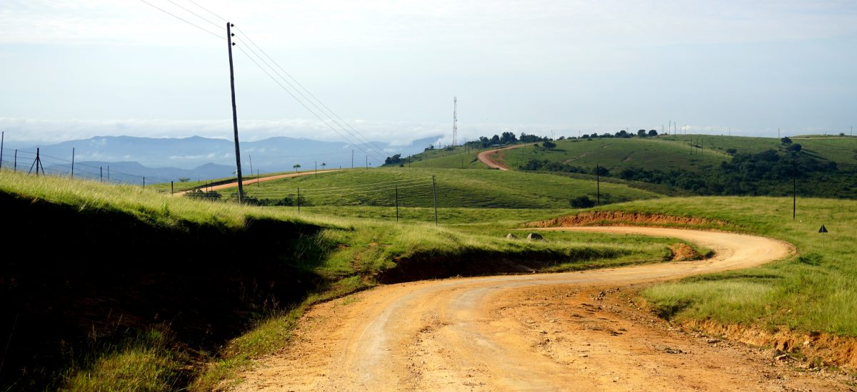 Le strade in Swaziland