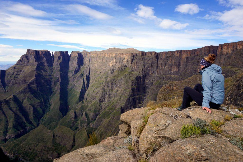 Tugela Falls e Amphitheatre: Informazioni sull'escursione e mappa del percorso