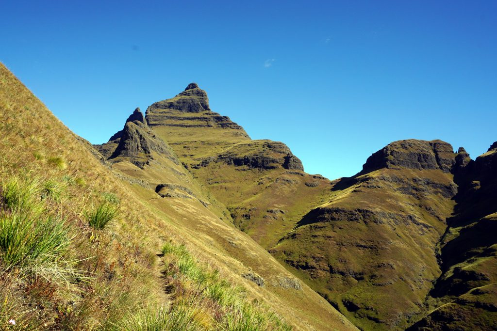 Escursione ad alta quota nelle Drakensberg: Cathedral Peak