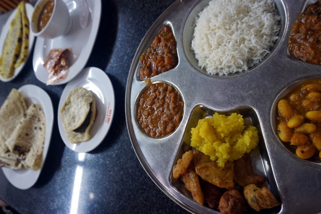 Foto al Little Gujarat, un posto dove mangiare indiano a Durban.