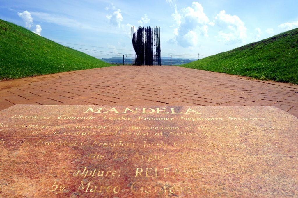 Foto del Nelson Mandela Capture Site, una cosa da visitare nei dintorni di Durban, Sudafrica.