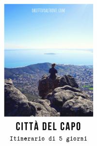 Itinerario di 5 giorni a Città del Capo