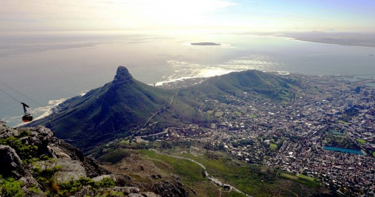 Table Mountain: camminata o funivia?