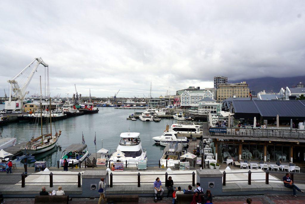 Foto del Victoria & Alfred Waterfront a Città del Capo.