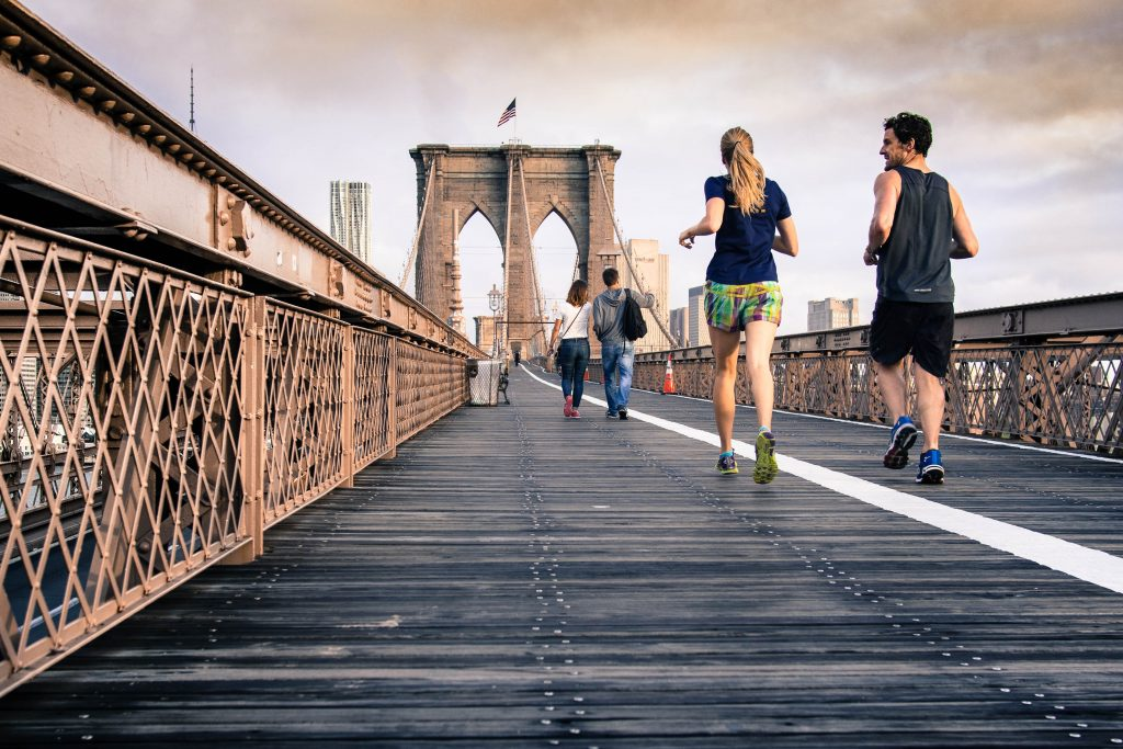 Andare a correre in viaggio – 6 vantaggi