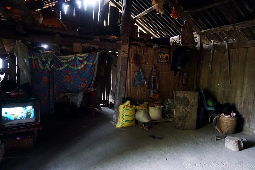 Fotografia del nostro homestay a Sapa, Vietnam.
