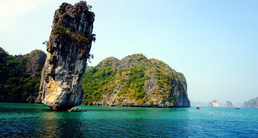 Scoprire Ha Long Bay