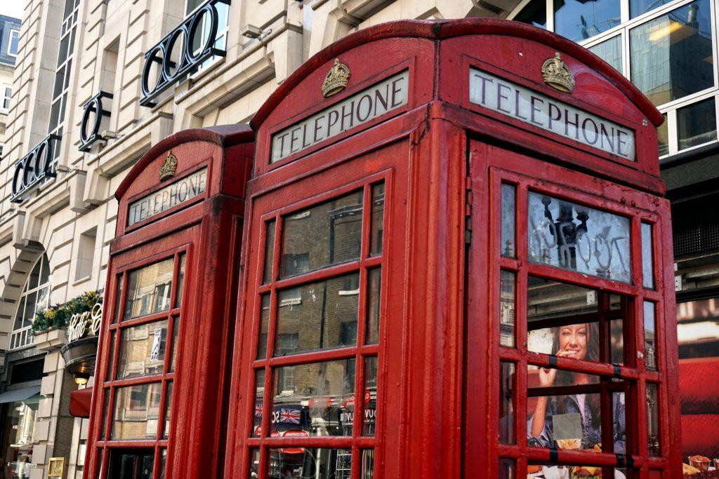 Londra – Itinerario a piedi di 2 giorni