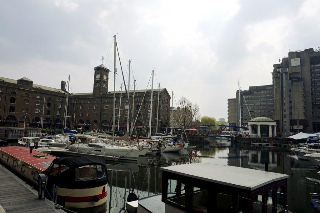Foto di St. Katharine Docks, Londra.