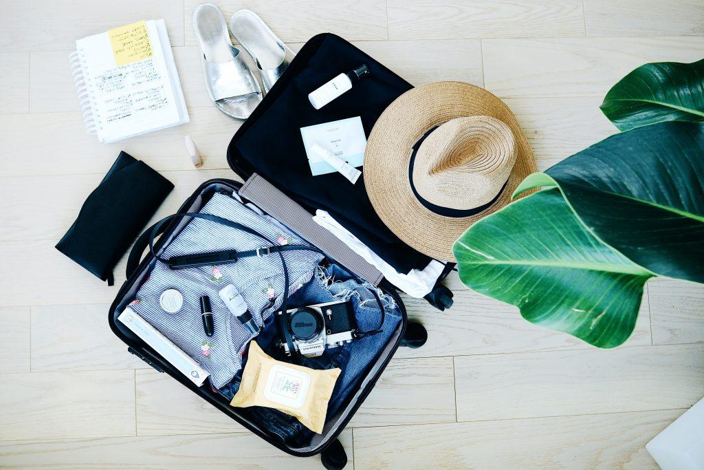 Viaggiare con meno di 10 kg