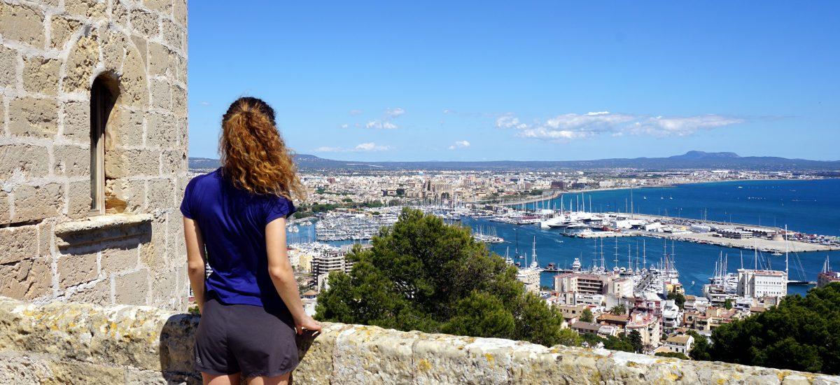 Itinerario di un giorno a Palma di Maiorca