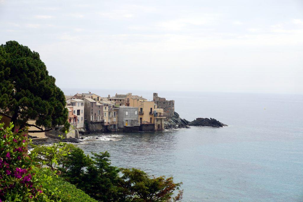Foto di Erbalunga, Corsica.