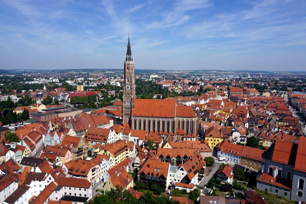 Un giorno a Landshut – Baviera