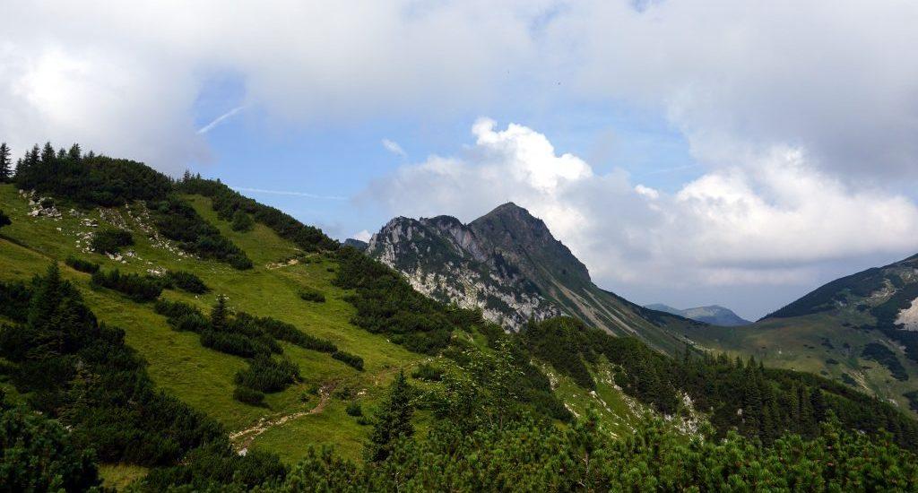 Foto sul Rotwand in Baviera
