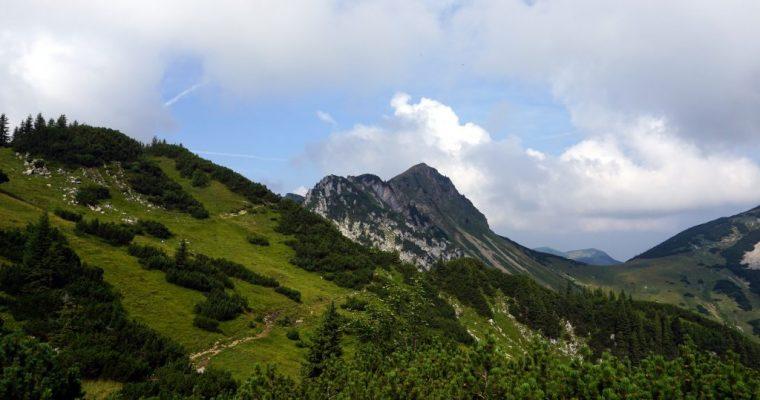 Trekking in Baviera – Rotwand e Hochmiesing