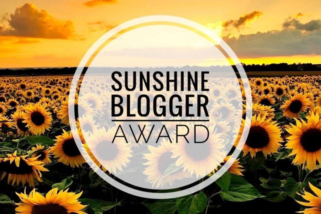 Obiettivo Altrove e il Sunshine Blogger Award 2019