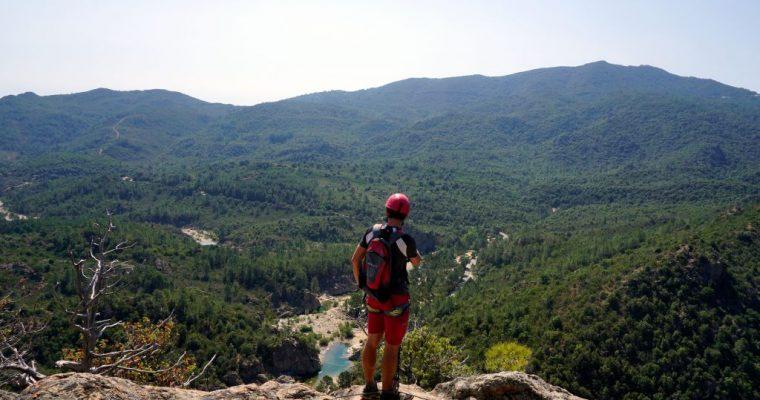 Valle della Solenzara – Via Ferrata e acqua dolce
