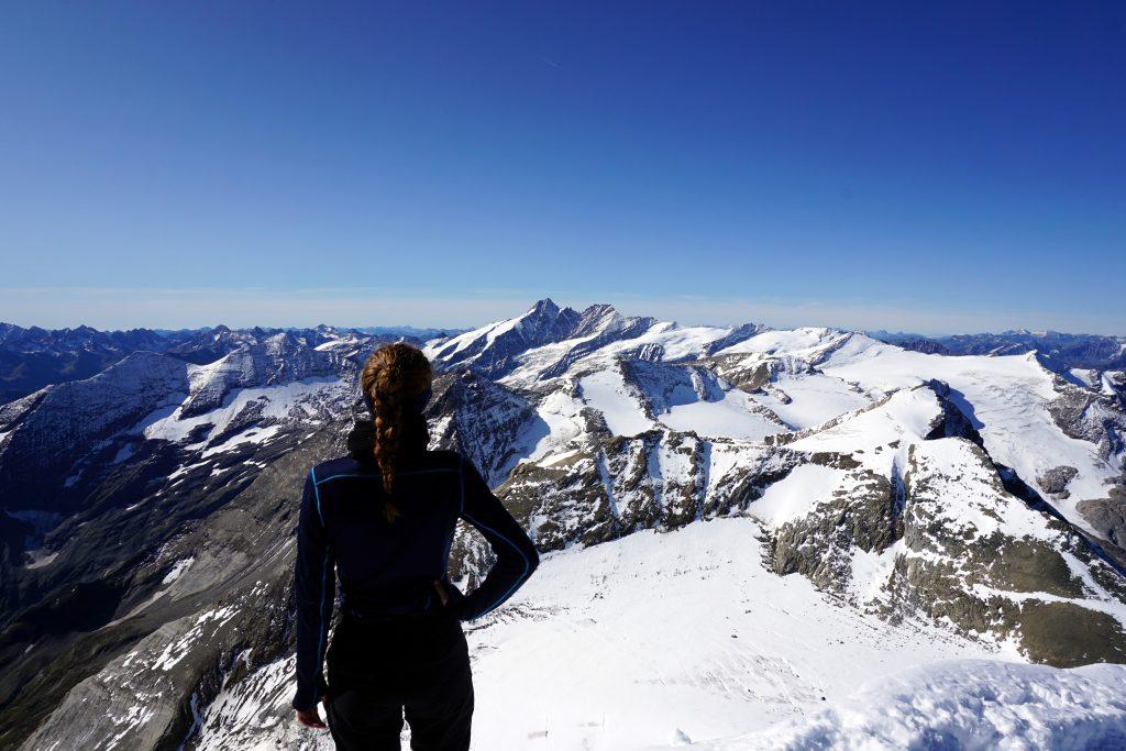 Trekking in Austria – Großes Wiesbachhorn