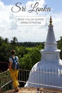 Cose utili da sapere prima di partire per lo Sri Lanka