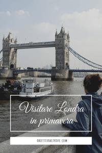 Visitare Londra in primavera