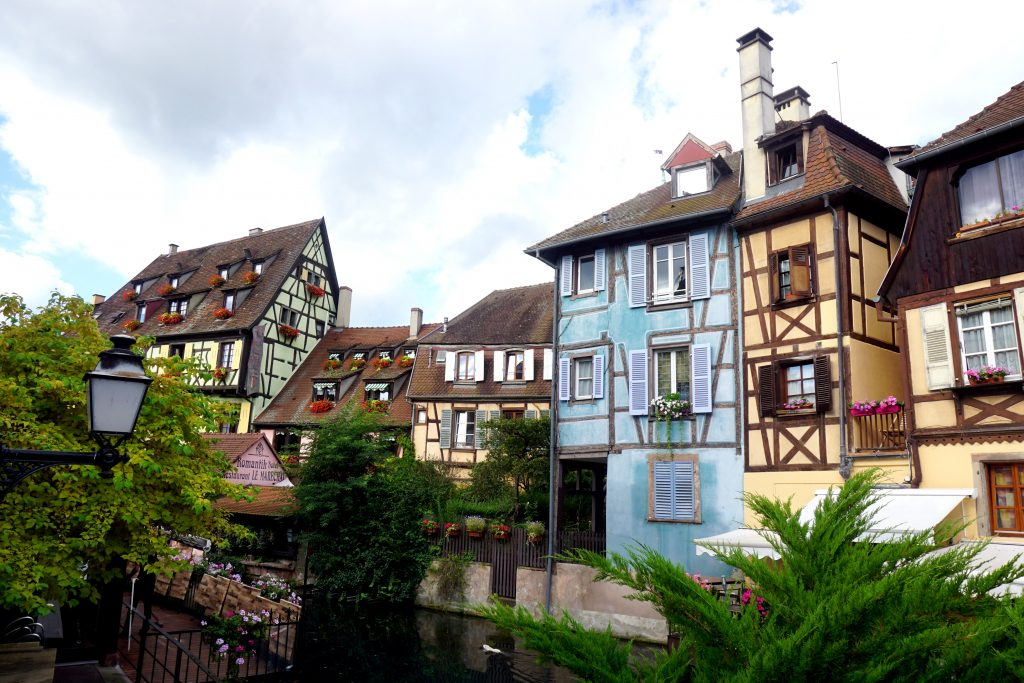 Visitare Colmar in un giorno d'estate