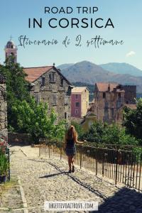 Itinerario di 2 settimane in Corsica