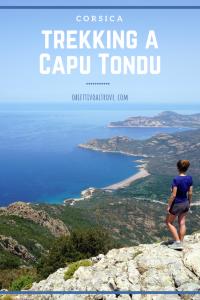 Trekking a Capu Tondu
