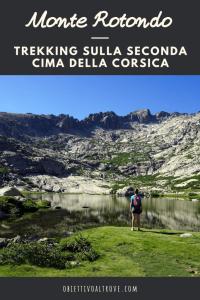 Trekking Corsica Monte Rotondo