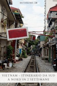 Vietnam - Itinerario da sud a nord in 2 settimane